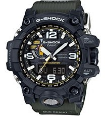 SILENCER SUPPLY STORE - CASIO MUDMASTER GWG1000-1A3