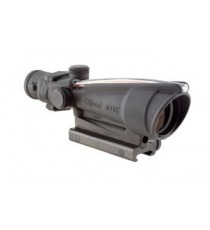 TA11E: Trijicon ACOG 3.5x35 Scope, Dual Illuminated Red Chevron BAC .308 Flattop Reticle w/ TA51 Mount