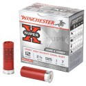 Winchester Super-X 12 Ga Ammo 2.75 No. 7 1 oz Steel Game &Target