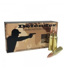 Defender 308 Win Subsonic 175 Gr HPBT Ammo 20 RD Box Sierra