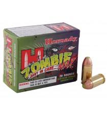 Hornady Zombie Max 45 ACP Ammo 185 Gr JHP Z-Max Tip 20 Rd Box