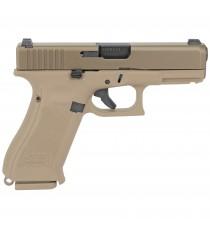 Glock 19X G19X 9mm Pistol Coyote Tan 4.02