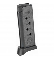 Ruger LCP Magazine 380 ACP 6 Rd Pinky Rest