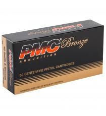PMC, Bronze, 40S&W, 180 Grain, Full Metal Jacket, 50 Round Box