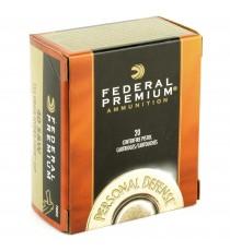 Federal, Hydra-Shok, 40S&W, 155 Grain, Hollow Point, 20 Round Box